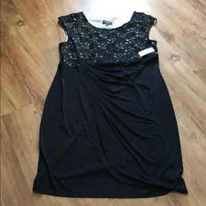 Brand New: Woman's plus size cocktail dress.